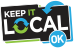 Keep It Local OK Logo