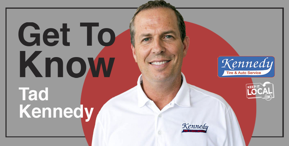 Get to know...Tad Kennedy of Kennedy Tire & Auto Service