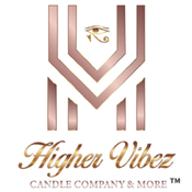 Higher Vibez Candle Co Logo